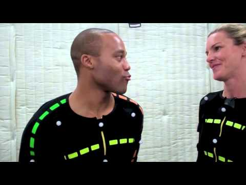 Splinter Cell's Kate Drummond & Dwayne Murphy On Acting & Performance Capture