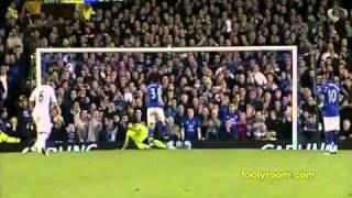 271011 The thao Clip Everton Chelsea Vong 3 Carling cup