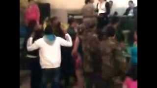 الجيش الجزائري في سهرة مع القحاب