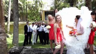 BRIDE & GROOM IN SOUTH FLORIDA