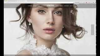 Kinetika - Creating Fullscreen Slideshow