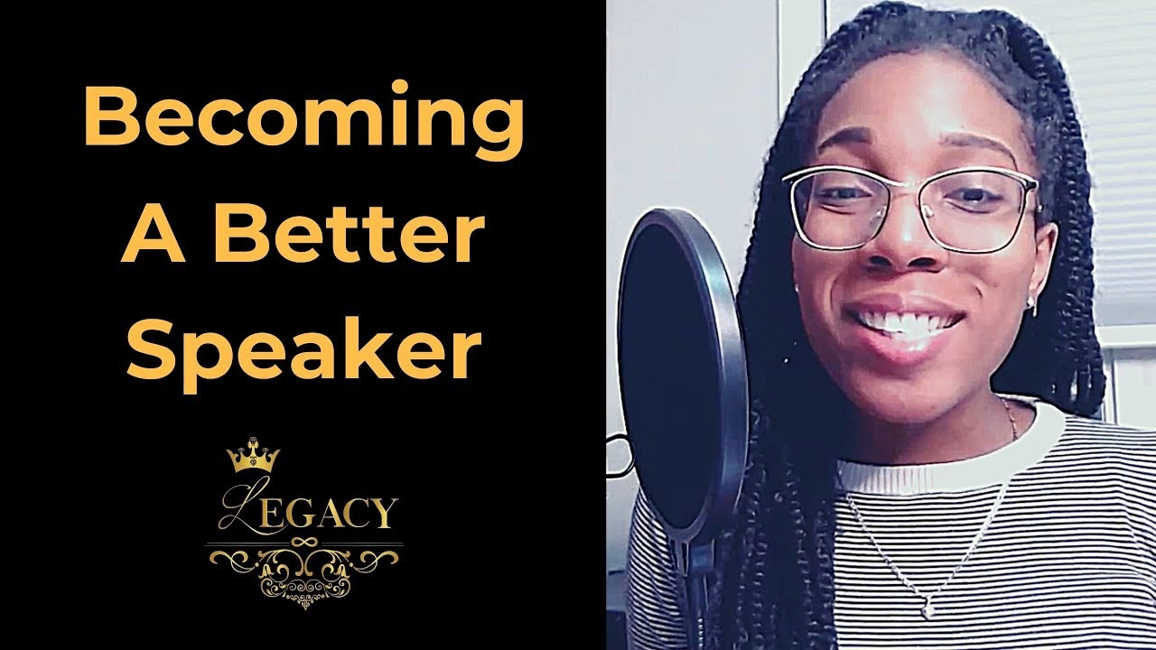 USE YOUR VOICE - The Legacy Podcast #44