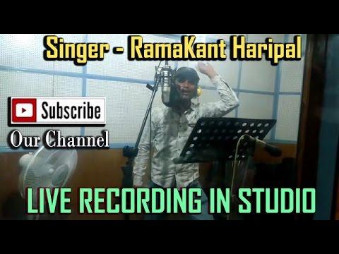 ଜୟ ମା ଭୈରବୀ || Live Studio Recording || Lyric-Jitendra Seth || Singer - Ramakant Haripal ||