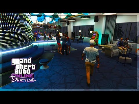 The Diamond Casino & Resort - Getting Started! How To Do Missions & More! (GTA 5 Online)