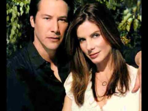 ONE IN A MILLION  Sandra Bullock & Keanu Reeves