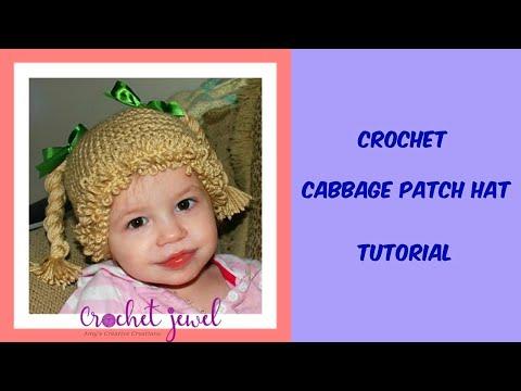 Single Crochet Baby Hat Youtube