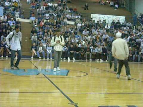 Widefield High School Jerk Performance