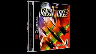 Giga Wing 2 (ギガウイング2) 2002 - Sega Dreamcast Gameplay