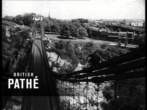 Clifton Suspension Bridge (1953)