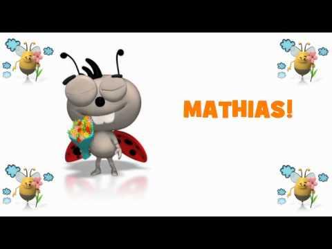 Congratulazioni Mathias Youtube