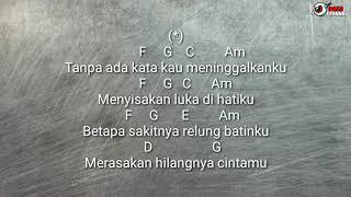 Download lagu D'Bagindas - Tak seindah malam kemarin ( chord & lyrics )