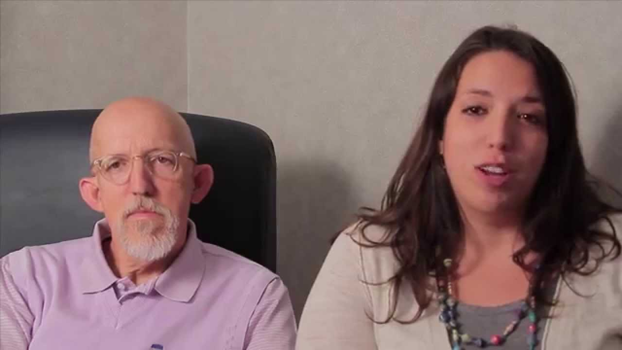 Larry and Sarah Hughes with Dr. Richard Bedlack - YouTube