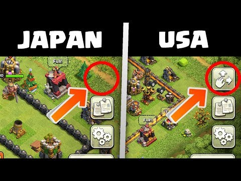 Clash of Clans Restricted In Japan, NEW Update Leaks & More CoC News!