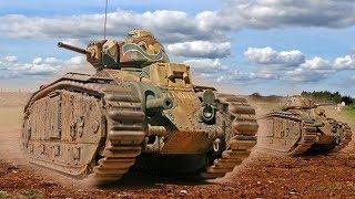 видео: ФРАНЦУЗСКИЕ танки о существование которых сами французы не знали. Танки времен второй мировой.