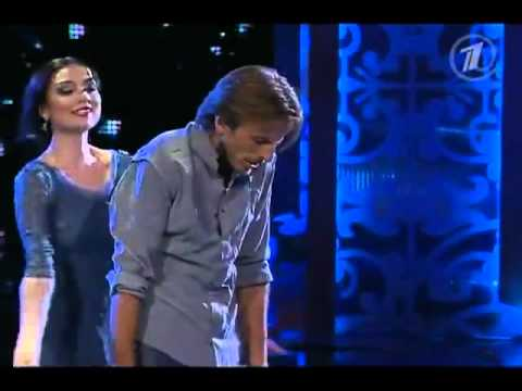 "Yulia Makhalina and Povilas Vanagas ""Winter""  Bolero, Episode 8 (Finale)"