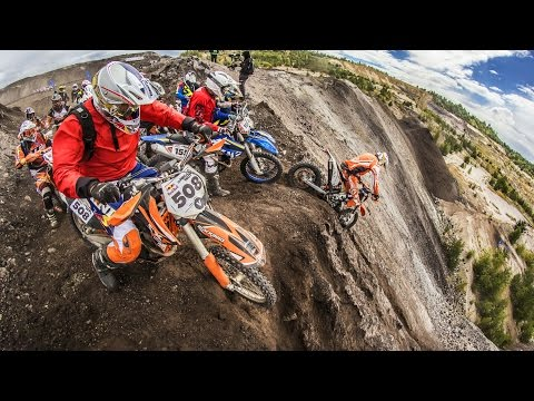 Head-to-Head Enduro Racing: Red Bull 111 Megawatt - DAY 2 Recap