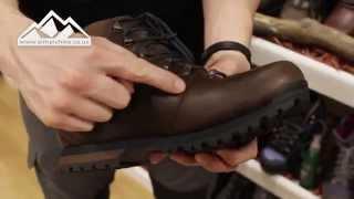 Berghaus Mens Hillwalker II GTX Walking Boot Chocolate Brown - www.simplyhike.co.uk