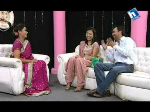 Jeevan saathi with Satya Raj Acharya and Anita Thapa Magar -Himalaya TV