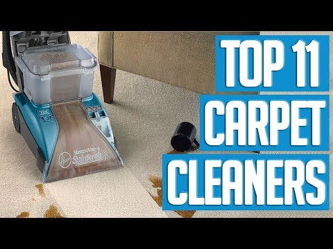 Best Carpet Cleaners 2018 | TOP 11 Carpet Cleaner