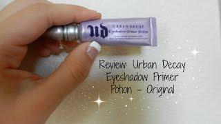 Review: Urban Decay Primer Potion - Original Thumbnail