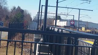 Amtrak ACS-64 #602 Arriving At Kingston