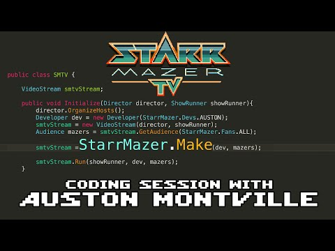 StarrMazer.Make Episode 1