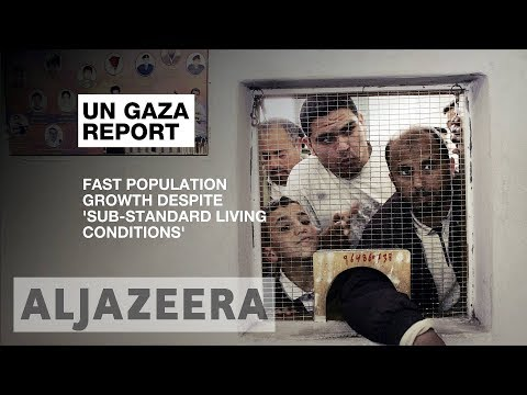 UN report: Gaza is 'de-developing' even faster than expected