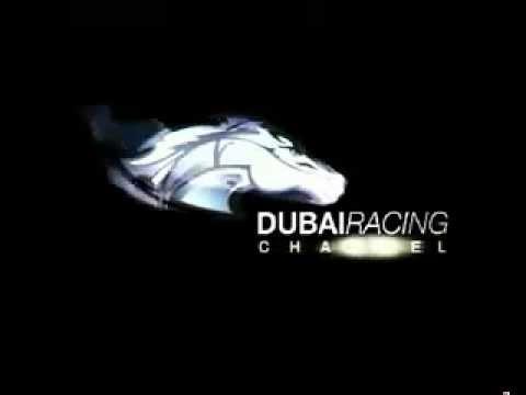 Meydan Dubai Racing Shining Screen Promo Graphix