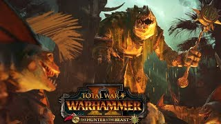 Total War Warhammer 2 - All The HUNTER and the BEAST Cutscenes + Ending - Story Campaign Cinematics
