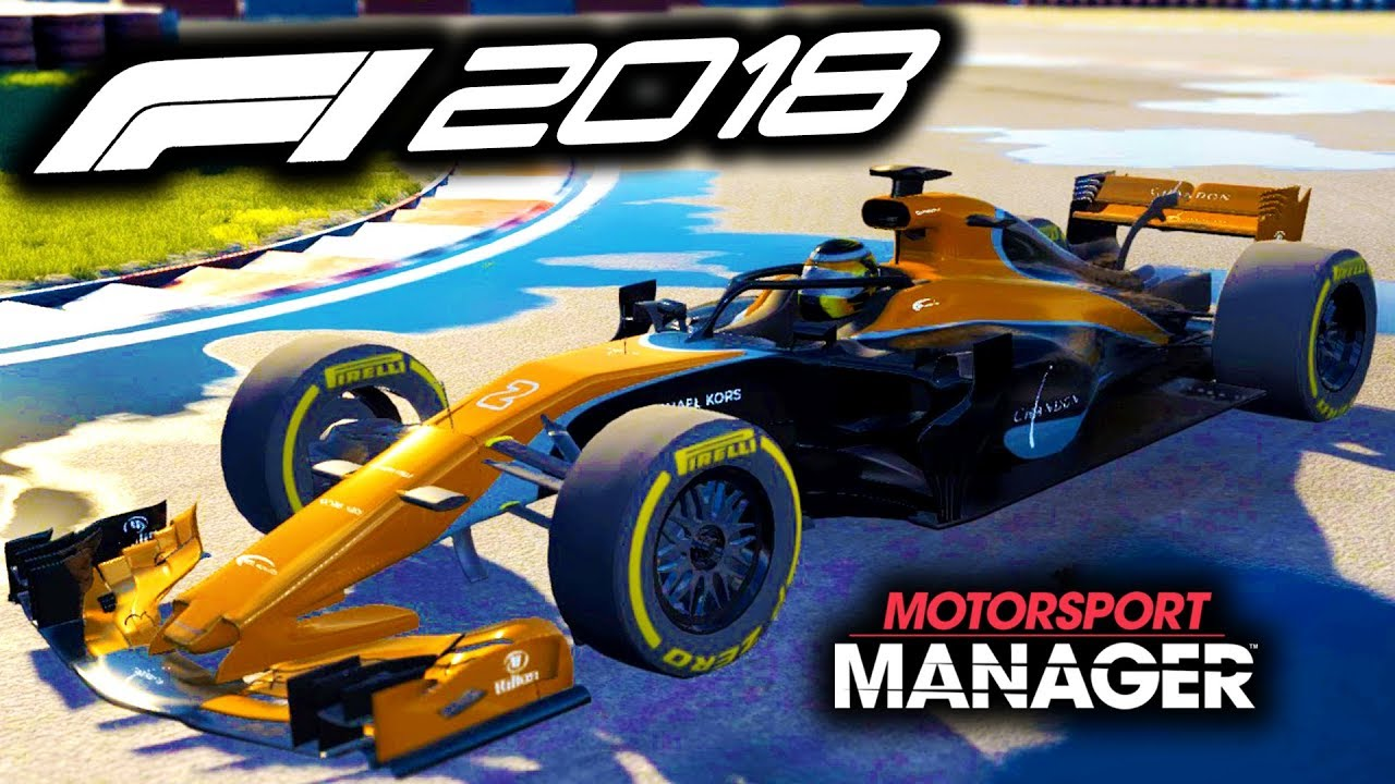 f1 2018 mclaren manager career motorsport manager pc youtube. Black Bedroom Furniture Sets. Home Design Ideas
