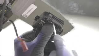 BMW X4 인테리어미러레인센서 카메라