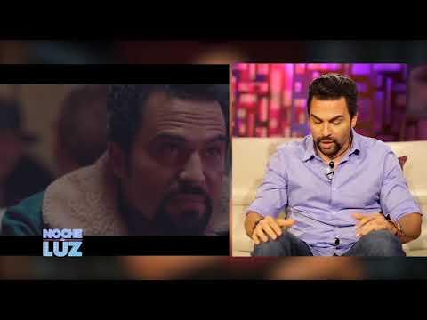 Entrevista Manny Perez en Noche de Luz hablando de su pelicula Veneno parte 1