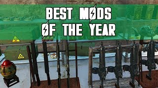 Top 10 mods for Fallout 4 on PS4 of the year
