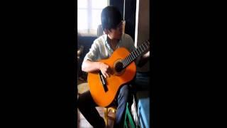 [Nhạc rừng] Guitar by Phan Anh
