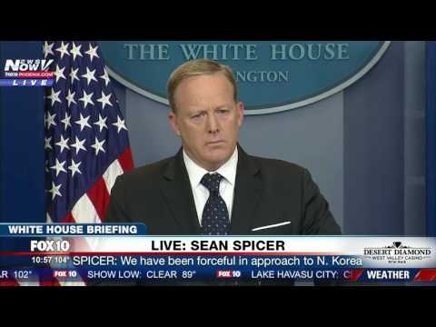 WATCH: Is This Sean Spicer's FINAL White House Press Briefing? 6/20/17 (FULL)