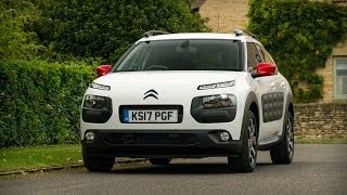 Citroen C4 Cactus Review - Goodbye Cactus! New Motoring