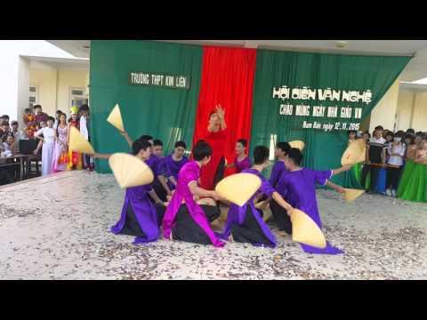 Lớp c2k34 trường THPT Kim Liên-Nam Đàn-Nghệ An