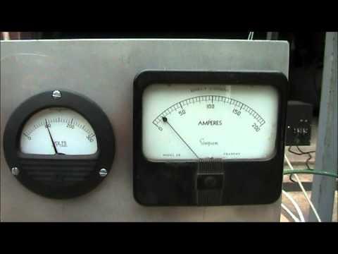 High output car alternator