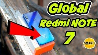 Redmi Note 7 GLOBAL - это вам не китаец! 48Мп. Обзор, плюсы и минусы.