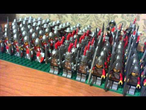 Lego Castle Dragon Knights my Lego Castle Lion Knights