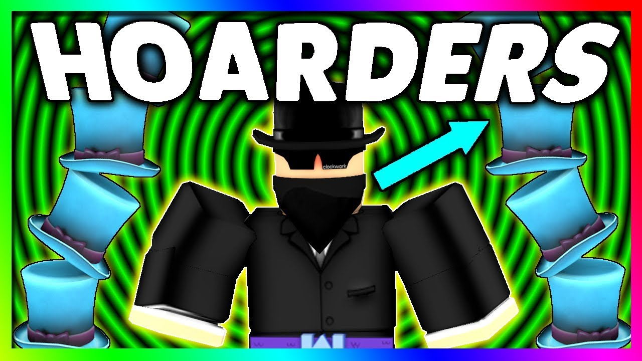 Rare ROBLOX Item Hoarders... - YouTube