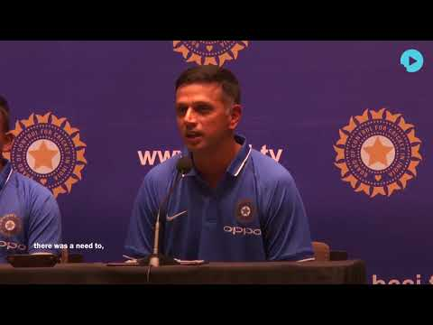 Pandya Made Full Use Of Opportunities Says Coach Dravid