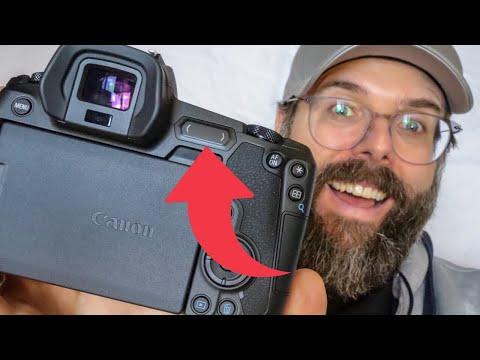 Canon EOS R Touchbar / M-Fn-Leiste Erklärt [Wirklich So Schlecht?]