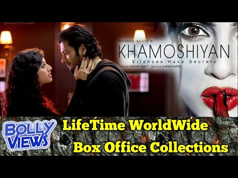 KHAMOSHIYAN Bollywood Movie LifeTime WorldWide Box Office Collections Verdict Hit Or Flop