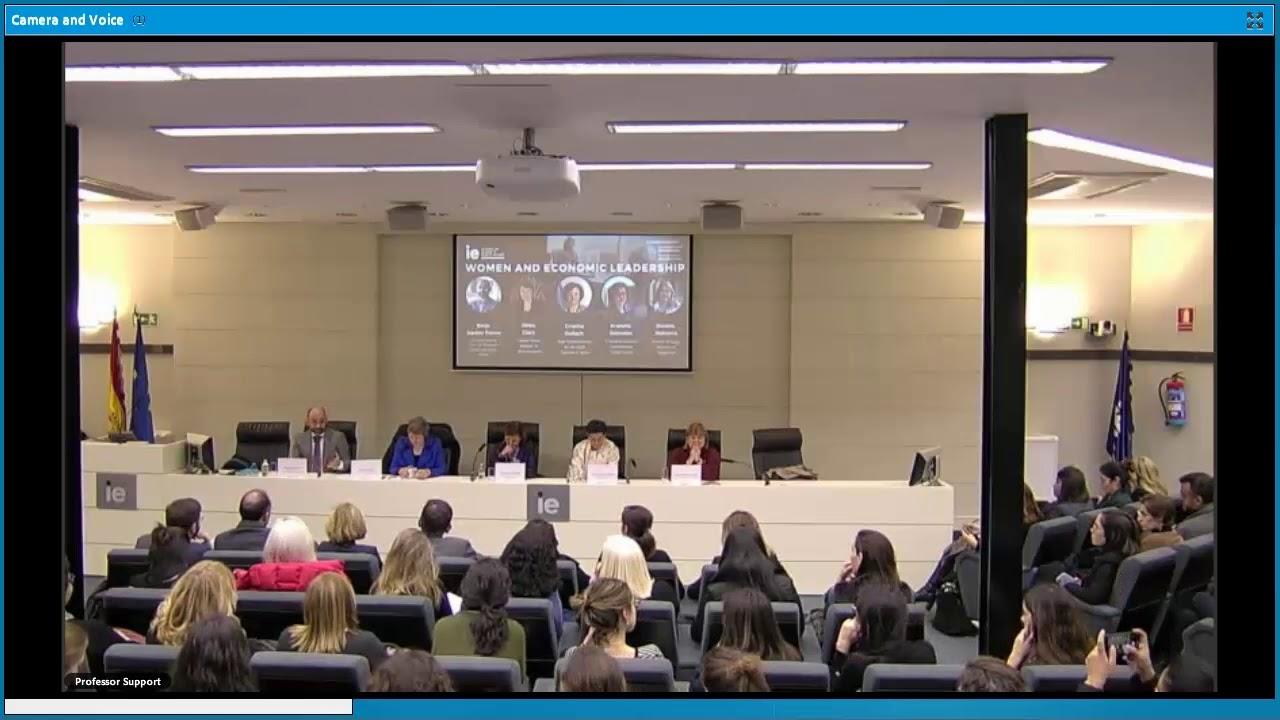 Women and Economic Leadership