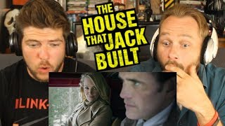 THE HOUSE THAT JACK BUILT Trailer Reaction