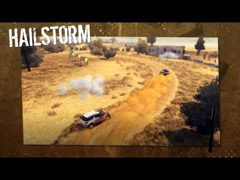 WRC Powerslide - Launch Trailer - Eurogamer