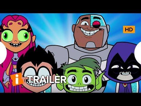 Jovens Titãs Em Ação! Nos Cinemas  | Trailer Dublado