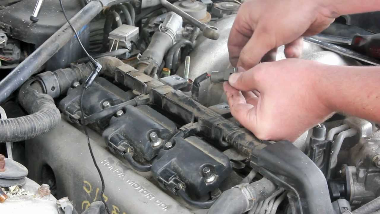 how to change fuel injector honda acura part 2 of 2 youtube rh youtube com
