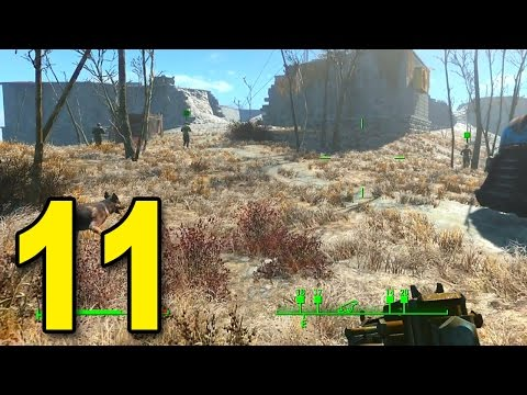 Fallout 4 - Part 11 - Storm the Castle (Let's Play / Walkthrough / Gameplay)